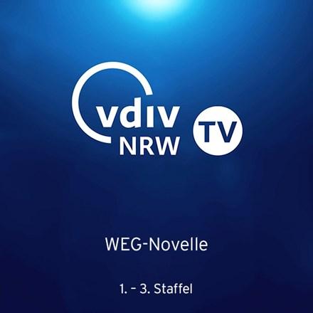 WEG-Novelle 1. – 3. Staffel