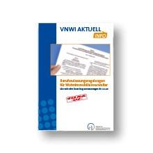 Berufszulassungsregelungen für Wohnimmobilienverwalter pub0019
