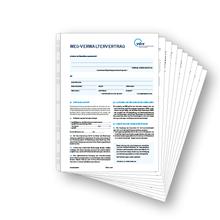 WEG Verwaltervertrag für Nicht-Mitglieder vdiv0002