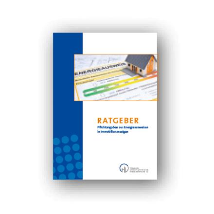 Ratgeber Pflichtangaben aus Energieausweisen in Immobilienanzeigen für Nicht-Mitglieder pub0009