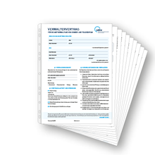 Verwaltervertrag für die Mietverwaltung von Sonder- und Teileigentum vdiv0003