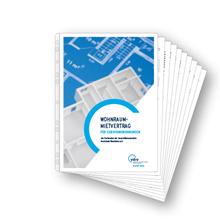 Wohnraummietvertrag für Eigentumswohnungen für Mitglieder vdiv0006